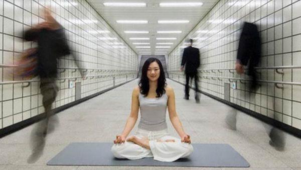 Йога и река времени