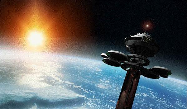 Космические корабли древних