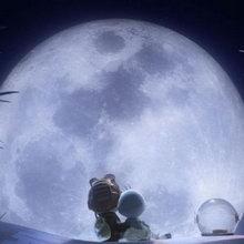 Луна обитаема