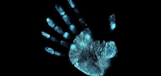 Слепок с руки приведения