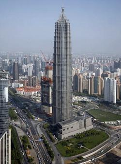 башня «Цзин Мао»