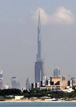 Небоскреб «Бурж Дубай»