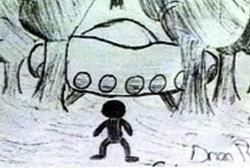 Рисунок школьника из Рувы
