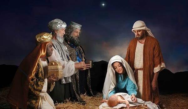 волхвы и рождество