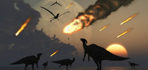 Гибель динозавров помогла зародиться жизни на Марсе