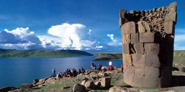 Могильные башни инков