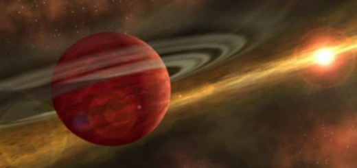 Необычная космическая система