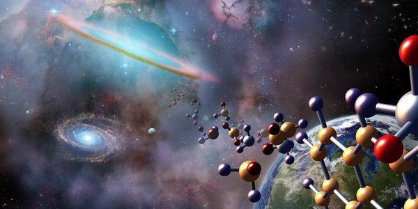 Возникновение жизни во Вселенной
