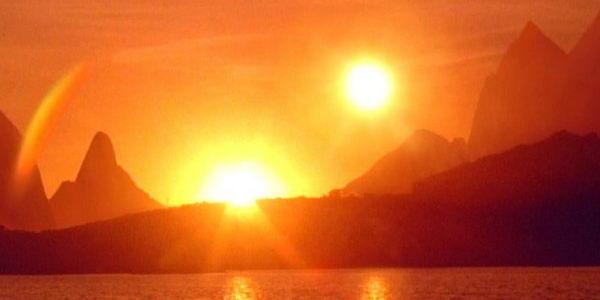 Второе солнце