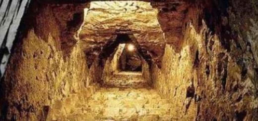 Кто построил подземелья Эквадора