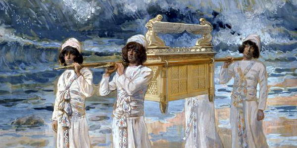 След сокровищ царя Соломона