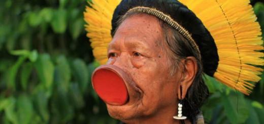 Странный мир индейцев каяпо